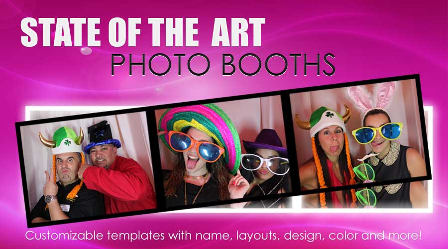 State of the Art Photo Booths