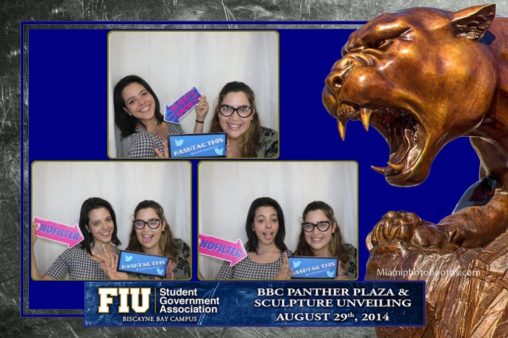 miami_photo_booth_fiu_bbc_panther_plaza_sculpture_unveiling_power_parties_south florida_20140829_ (15)