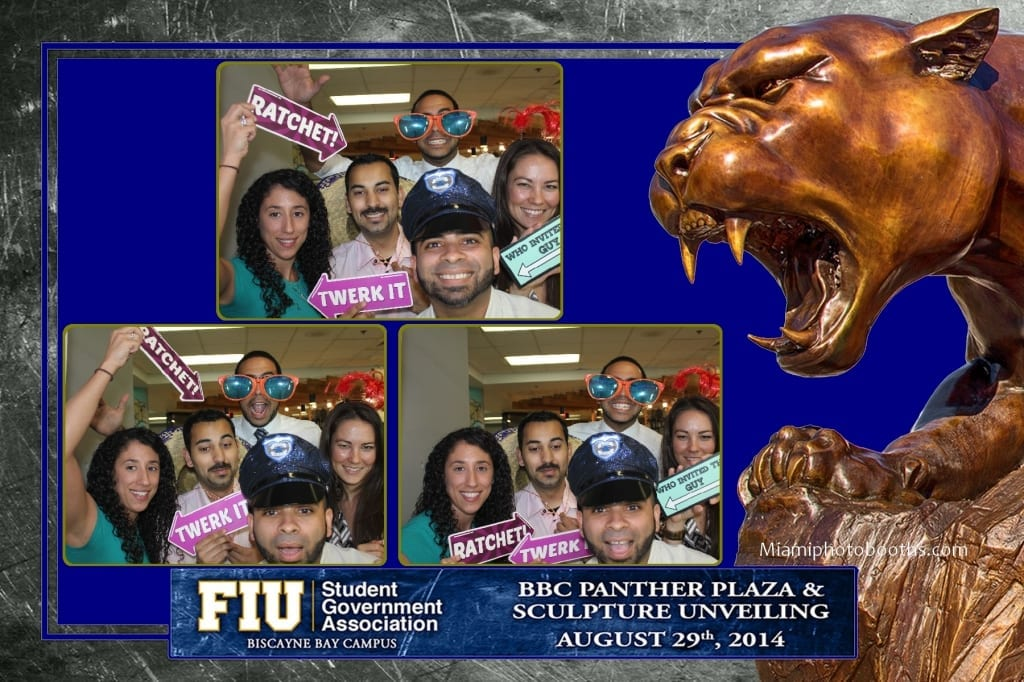 miami_photo_booth_fiu_bbc_panther_plaza_sculpture_unveiling_power_parties_south florida_20140829_ (27)